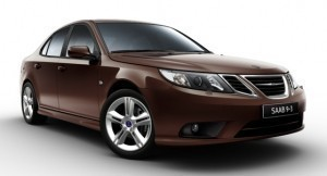 Saab 9-3 in Java