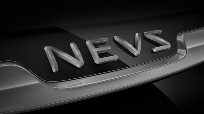 NEVS Front Grille