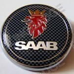 Chequer Saab Badge