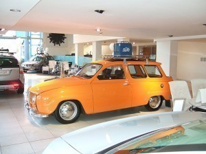 CitySaab Orange Saab 95-2