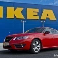New Saab picture, american style!