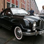Saab 93 once owned by Dutch Royal Family