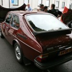Prize-winning Saab 99Turbo from Netherlands