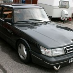 A worked Saab 900
