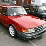 Another worked Saab 900