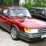 A Saab 900 in more classic condition