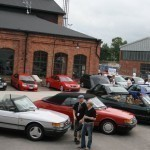 Convertibles and modern Saabs