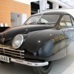 The very first automobile SAAB made