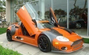Orange Spyker