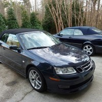 Our Saab 93s