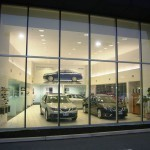 Shaw Saab showroom