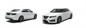 Saab 9-5 Hirsch Performance