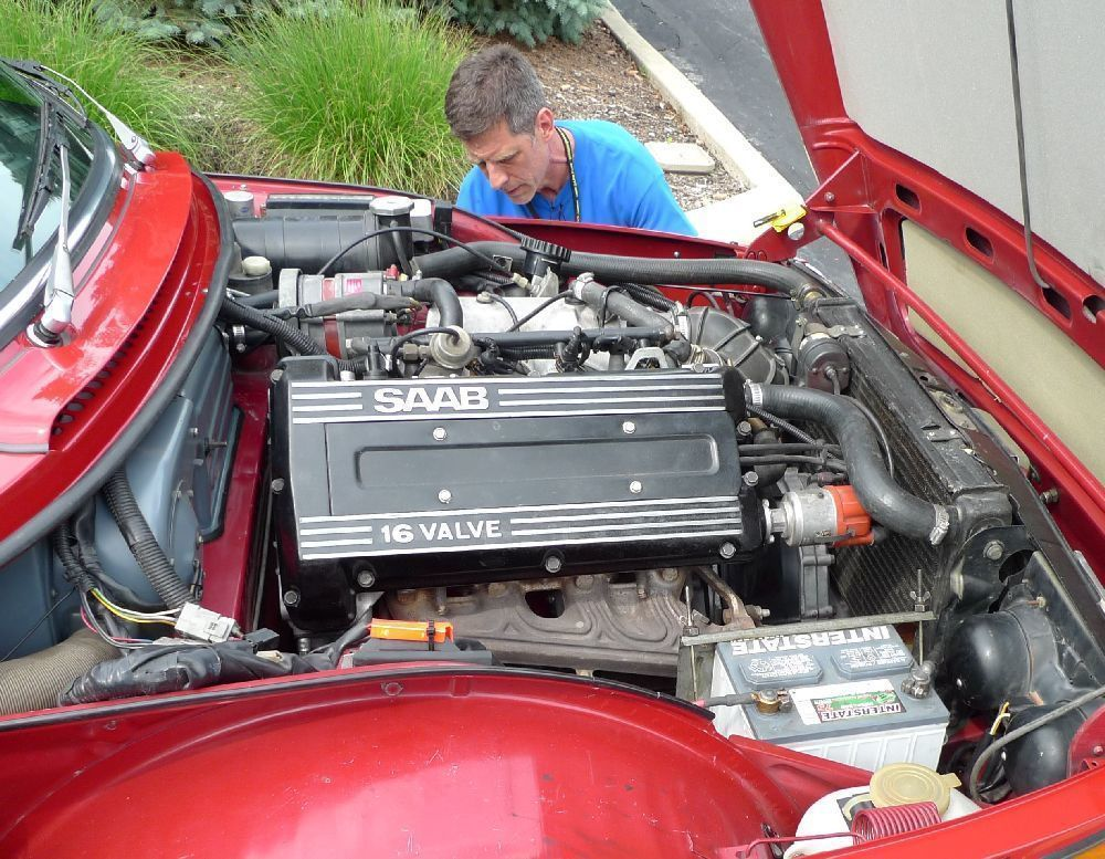 Another Soc North America Story The 16 Valve Saab 99