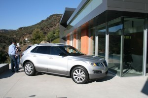 Saab 9-4x Preview