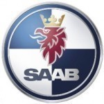 Saab BMW badge
