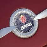 Saab Spyker Prop Badge