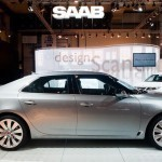 Saab at Brussels Motor Show