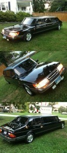 Stretch Saab 900
