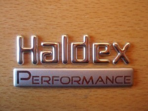 Haldex Performance Badge