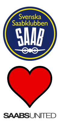 Saabklubben loves SaabsUnited